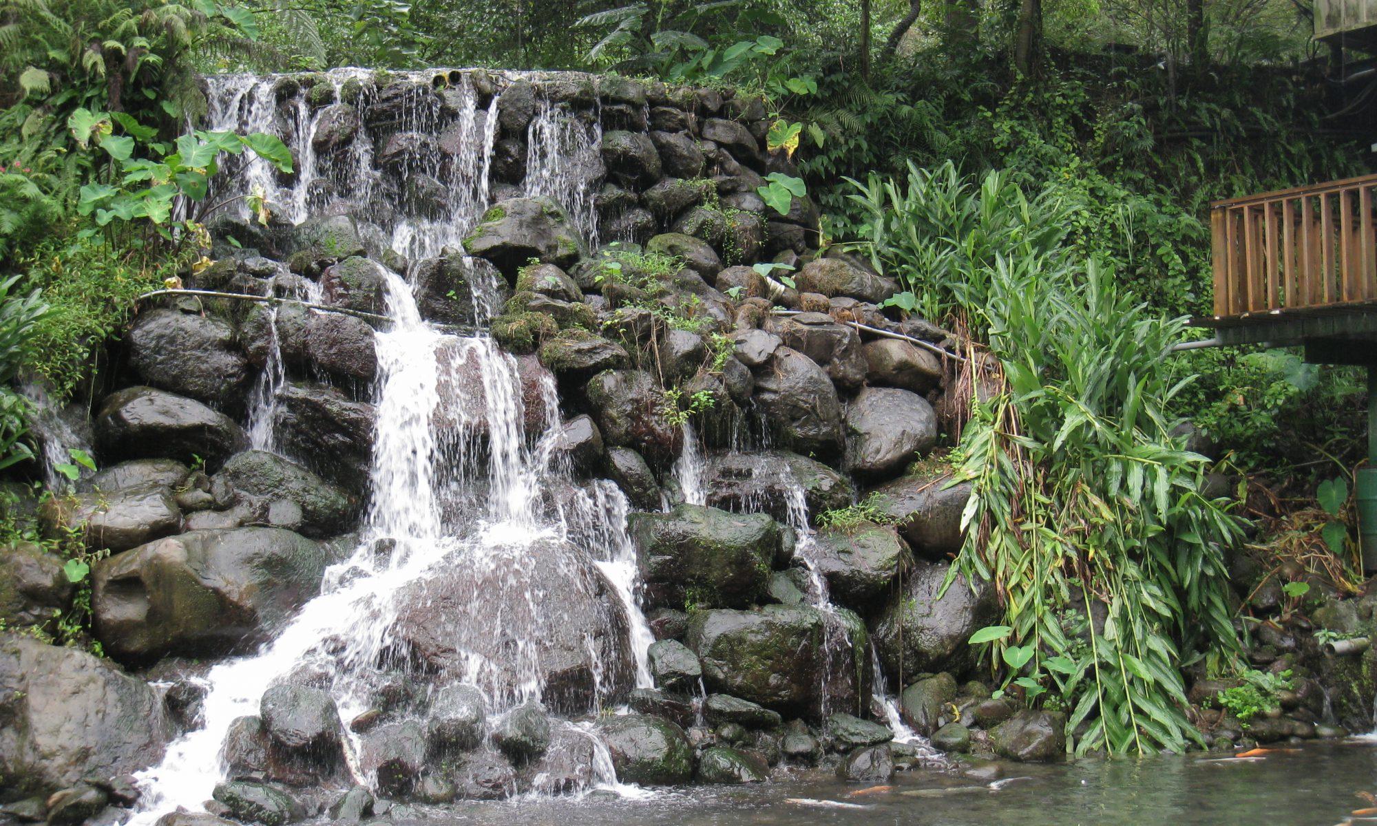 千戶傳奇景觀池