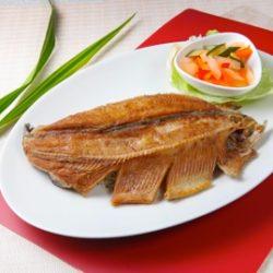 彩虹醃鱒魚