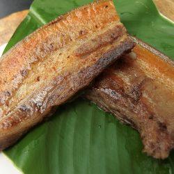 客式鹹豬肉