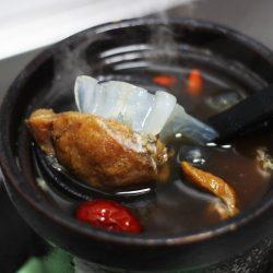養生鱘骨湯