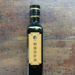 鱘龍魚肝油
